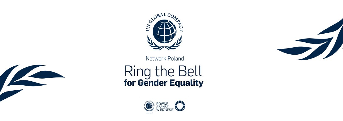 Konferencja Ring the Bell for Gender Equality